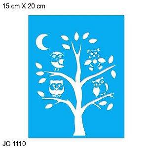STENCIL JOIA JC 1110 15X20