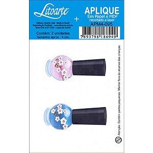 APLIQUE LITOARTE APM4-095