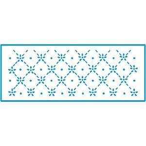 STENCIL LITOARTE STP 046 06,5X17
