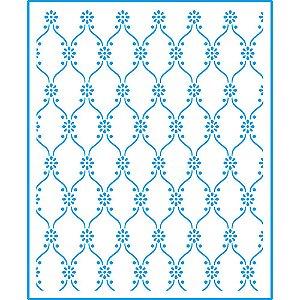 STENCIL LITOARTE STM1 038 17X21