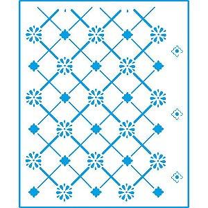 STENCIL LITOARTE STM1 037 17X21