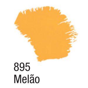TINTA ACRÍLICA FOSCA 60ML 895 MELÃO ACRILEX