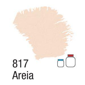 TINTA ACRÍLICA FOSCA 60ML 817 AREIA ACRILEX