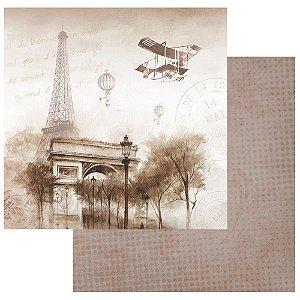 OPADECOR 30,5X30,5 - CIDADE PARIS 1