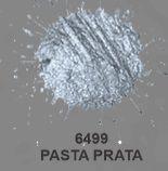 TRUE COLORS - PATINA PASTA METAL PRATA 30G