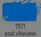 TRUE COLORS - TINTA ACRÍLICA ARTCOLORS 60ML AZUL VITORIANO