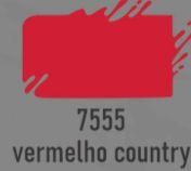 TRUE COLORS - TINTA ACRÍLICA ARTCOLORS 60ML VERMELHO COUNTRY
