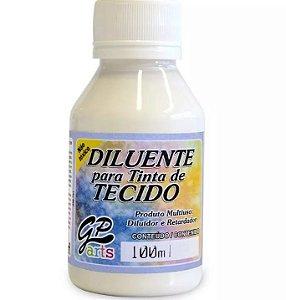DILUENTE TINTA DE TECIDO 3 EM 1 100ML GATO PRETO