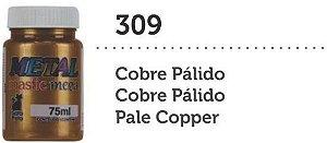 METAL MASTIC 75 ML COBRE PALIDO MEGA GATO PRETO