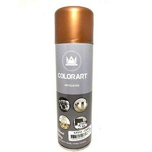 TINTA SPRAY METALICOS COBRE COLORART 300ML/250G