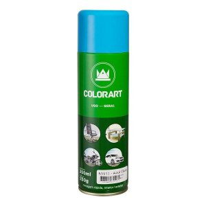 TINTA SPRAY AZUL CLARO COLORART 300ML/250G