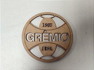BRASÃO GRÊMIO 8CM