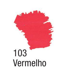 ACRÍLICA NEON 60ML VERMELHO ACRILEX