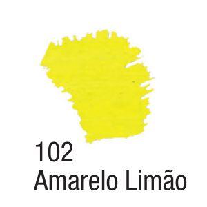 ACRILICA NEON 60ML AMARELO LIMAO ACRILEX