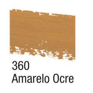 PÁTINA CERA WAX 37ML 360 AMARELO OCRE ACRILEX