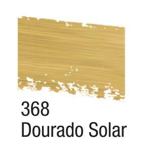 PÁTINA CERA WAX 37ML 368 DOURADO SOLAR ACRILEX