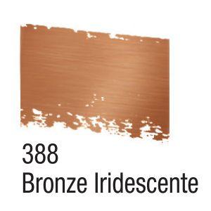 PÁTINA CERA WAX 37ML 388 BRONZE IRIDESCENTE ACRILEX
