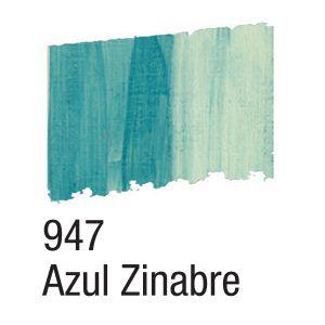 BETUME COLORS 950 AZUL ZINABRE ACRILEX 60ML