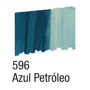 BETUME COLORS 596 AZUL PETRÓLEO ACRILEX 60ML