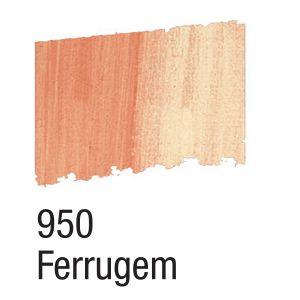 BETUME COLORS 950 FERRUGEM ACRILEX 60ML