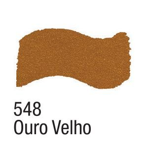 TINTA METAL COLORS 60ML ACRILEX OURO VELHO