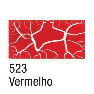 KIT PARA CRAQUELAMENTO 37ML VERMELHO