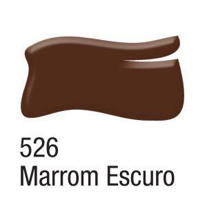 VITRO 150º ACRILEX 37ML MARROM ESCURO