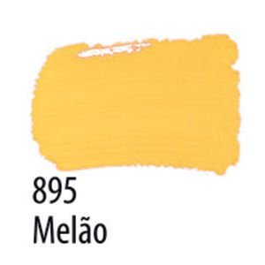 TINTA PVA FOSCA 100ML 895 MELÃO ACRILEX