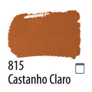 TINTA PVA FOSCA 100ML 815 CASTANHO CLARO ACRILEX