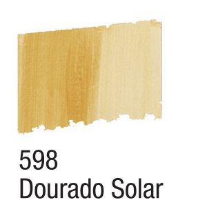 BETUME COLORS 598 DOURADO SOLAR ACRILEX 60ML