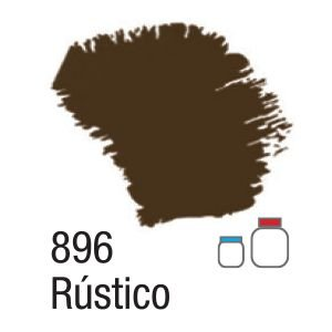 TINTA ACRÍLICA FOSCA 60ML 896 RUSTICO ACRILEX