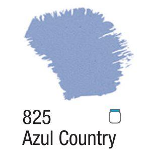 TINTA ACRÍLICA FOSCA 60ML 825 AZUL COUNTRY ACRILEX