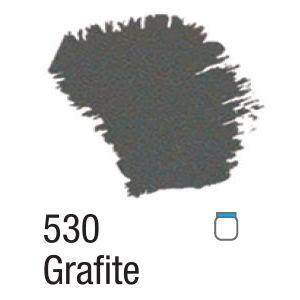 TINTA ACRÍLICA FOSCA 60ML 530 GRAFITE ACRILEX