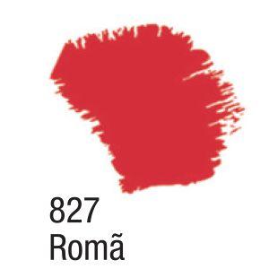 TINTA ACRÍLICA FOSCA 60ML 827 ROMA ACRILEX