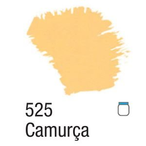 TINTA ACRÍLICA FOSCA 60ML 525 CAMURÇA ACRILEX