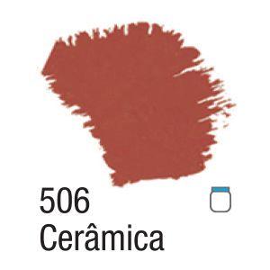 TINTA ACRÍLICA FOSCA 60ML 506 CERAMICA ACRILEX