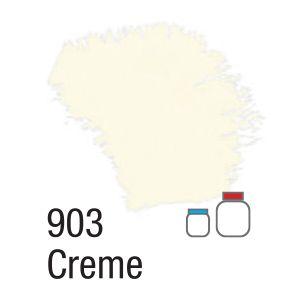TINTA ACRÍLICA FOSCA 60ML 903 CREME ACRILEX