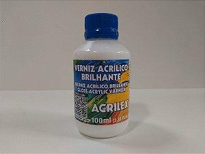 VERNIZ ACRILICO BRILHANTE 100ML ACRILEX