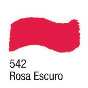 TINTA ACRÍLICA BRILHANTE 100ML 542 ROSA ESCURO ACRILEX