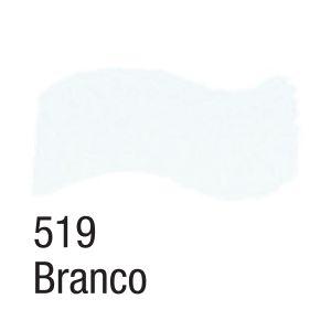 TINTA ACRÍLICA BRILHANTE 100ML 519 BRANCO ACRILEX