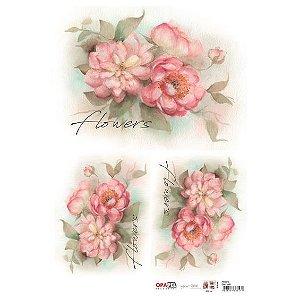 OPAPEL 30X45 - FLOWERS