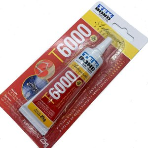 COLA ADESIVA TEK BOND T6000 25G