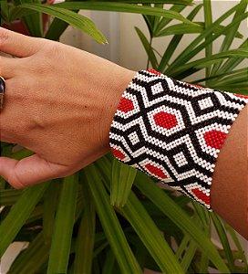 Bracelete Kayapó