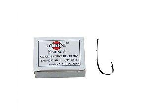 Anzol 4330 Caixa c/ 100 Unidades - Ottoni