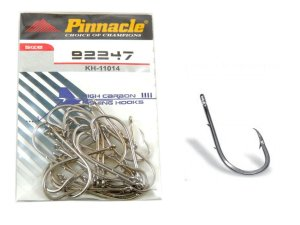 Anzol 92247 Nickel Cartela - Pinnacle