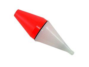 Boia Luminosa c/ LED Vermelho N.78 Unitária - Bóias Barão