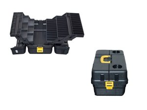 Caixa CX-6BJG-P Preta Unitária - HI