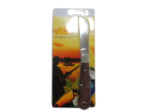 Canivete Inox 450/7 Cabo de Madeira - Cimo