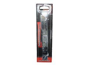 """Canivete Tradicional Cabo de Alumínio e Chifre 3 1/4"""" - Bianchi"""