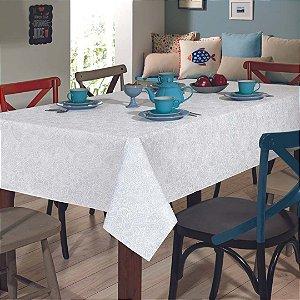 Toalha de Mesa Limpa Fácil Edite 140x210cm